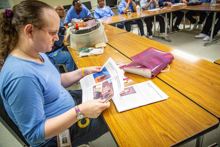 Image: Trans Inmate Holly Stuckey