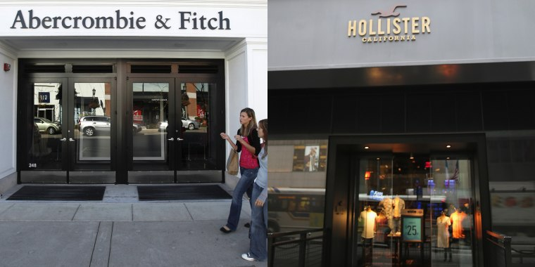 Abercrombie & Fitch will close several of its flagship store locations, including Hollister stores, over the next year.