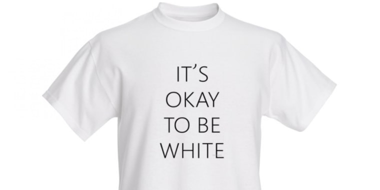 Controversial White t-shirt
