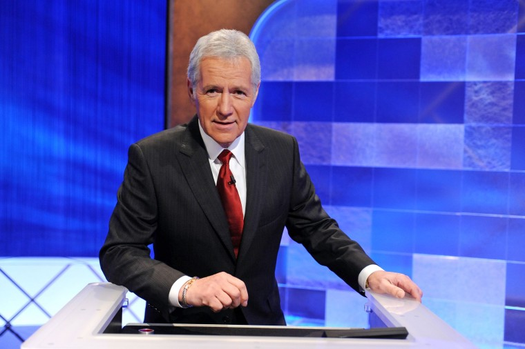 'Jeopardy!' host Alex Trebek reveals he is undergoing chemotherapy again for pancreatic cancer