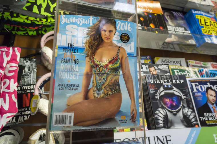 Image: Sports Illustrated swimsuit issue debuts
