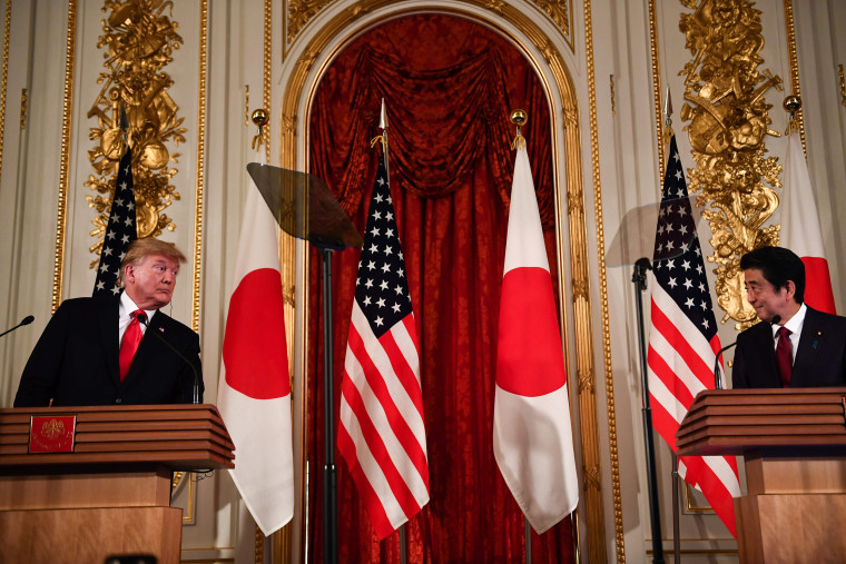 Image: JAPAN-US-DIPLOMACY