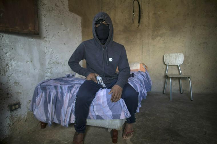 Image: Venezuela crime plunge