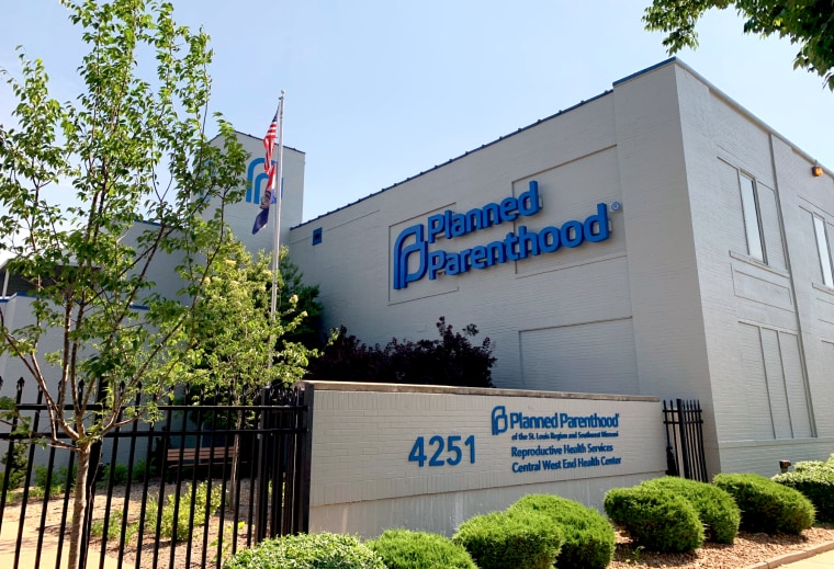 Planned Parenthood of the St. Louis Region, the last free-standing abortion clinic in Missouri.
