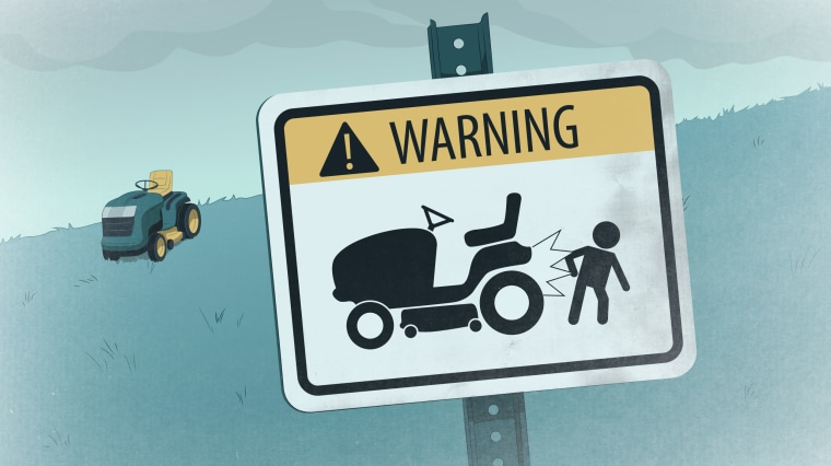 Behind the rising toll of lawn mower accidents -- and the failure to prevent them