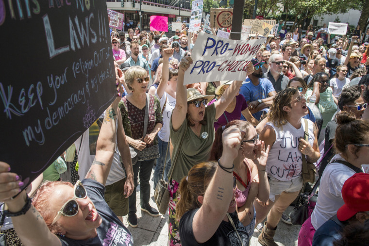 Image: Louisiana abortion bill