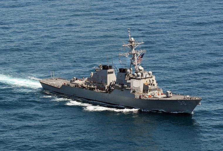 Image: USS John S. McCain
