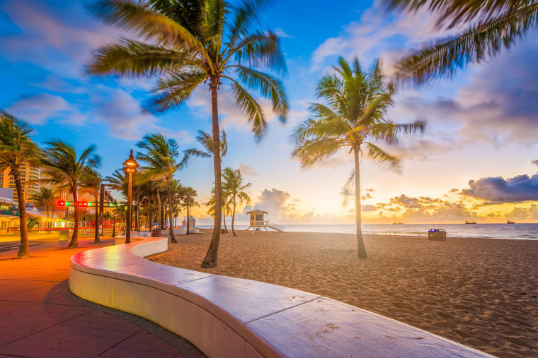 Image: Fort Lauderdale Beach, Florida