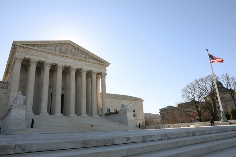 Image: FILE PHOTO: The U.S. Supreme Court building is seen in Washington