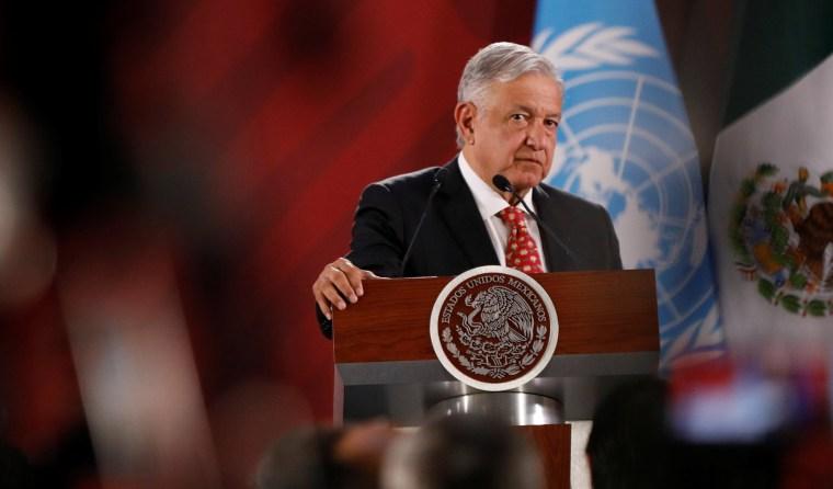 Image: Andres Manuel Lopez Obrador