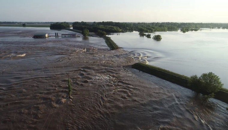 Image: Arkansas Flooding