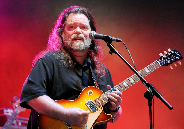 Image: FILE: Musician Roky Erickson Dies at 71