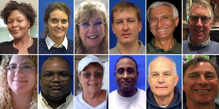 Image: Virginia Beach shooting victims