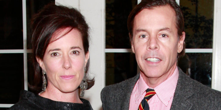 Kate Spade's husband shares moving tribute 1 year after her death