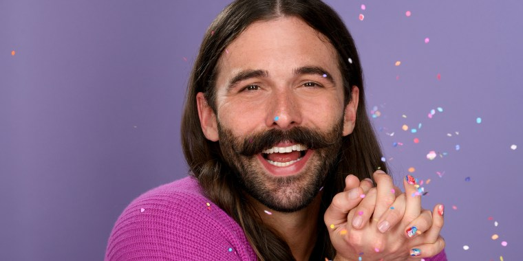 Jonathan Van Ness And Essie Celebrating PRIDE Month With A Fresh Mani