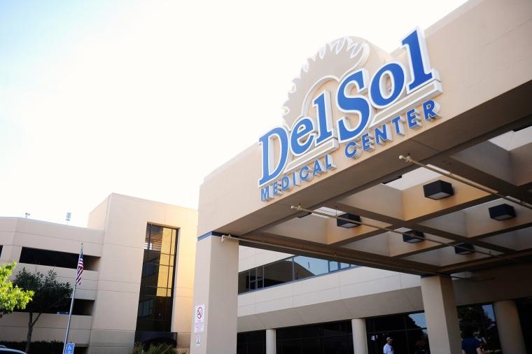 Image: Del Sol Medical Center in El Paso