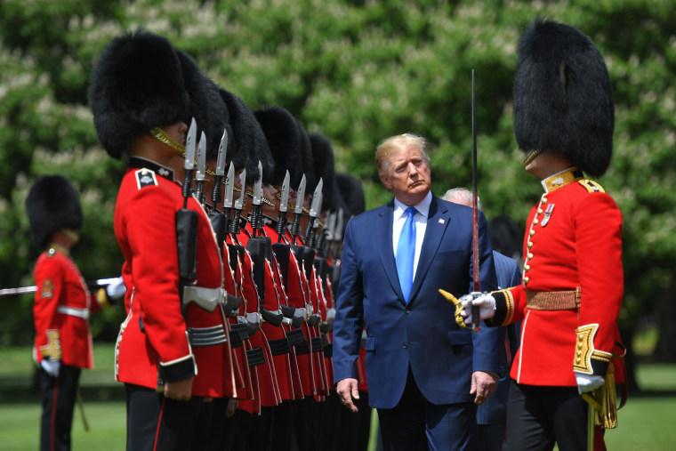 Image: BRITAIN-US-POLITICS-DIPLOMACY-ROYALS