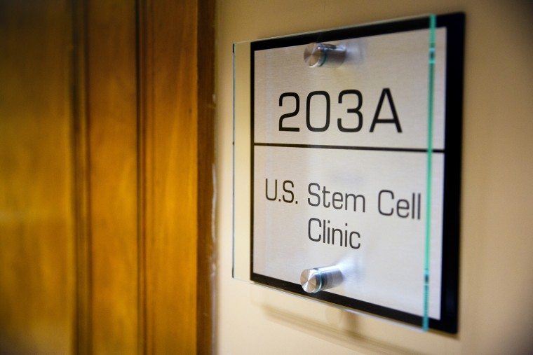 FDA wins case against Florida stem cell clinic that harmed