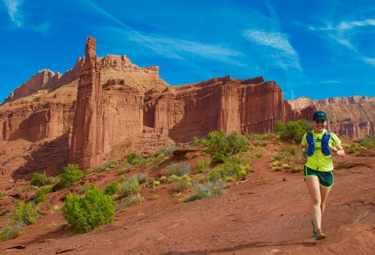 Image: Moab Mindful Running Retreat