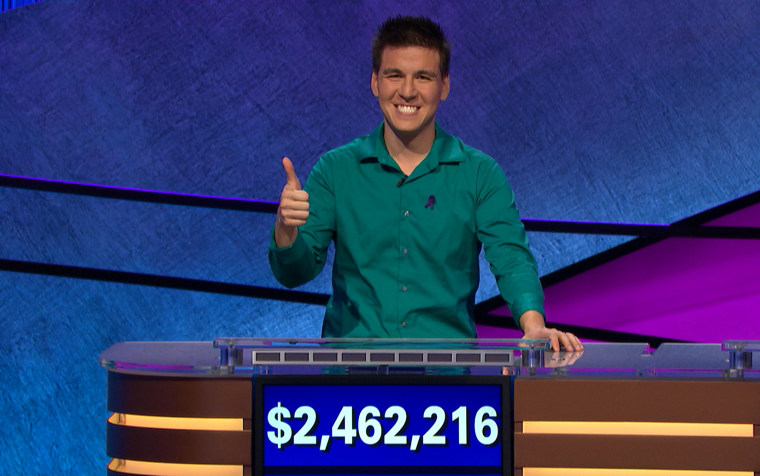 Image: James Holzhauer on Jeopardy!
