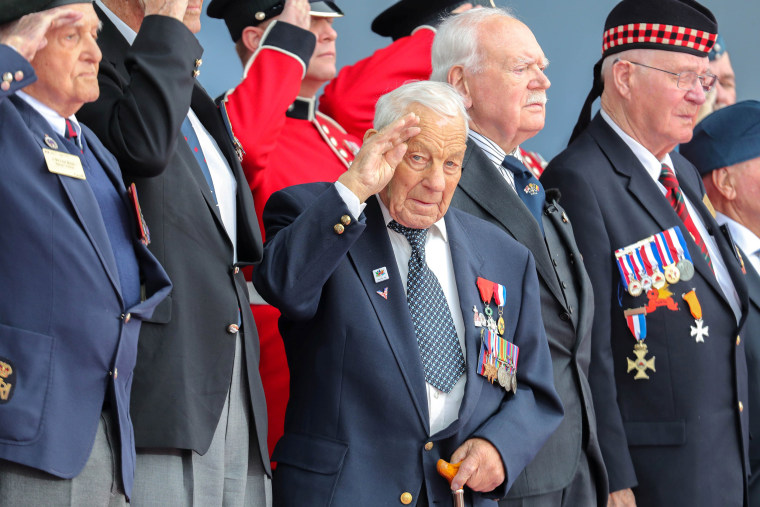 Image: 75th anniversary of D-Day in Portsmouth