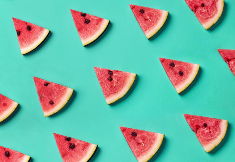 Image: watermelon slices