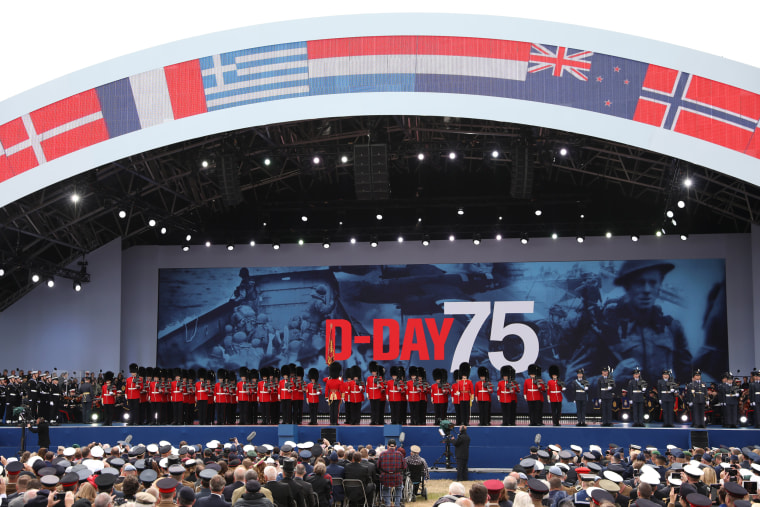 Image: British D-Day Commemoration In Portsmouth