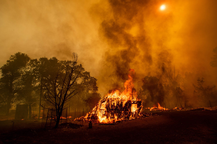 Image: Ranch Fire
