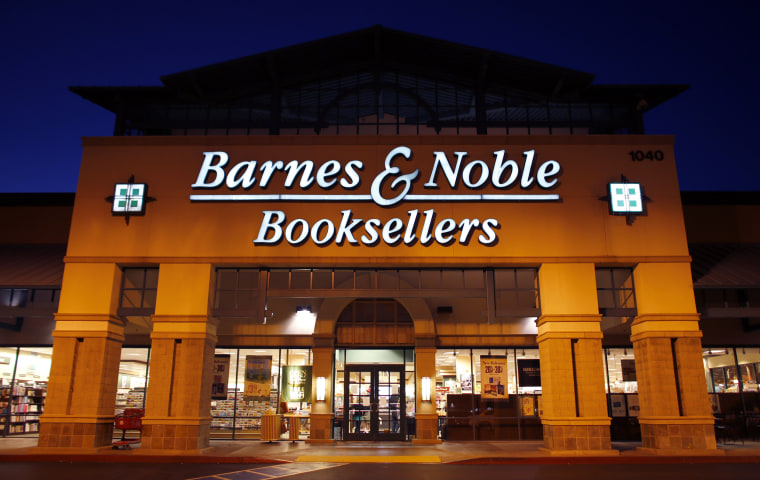 Image: Barnes and Noble