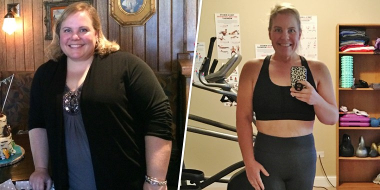 Busy lawyer Liz Ash started 110-pound weight loss journey by setting three very specific goals.