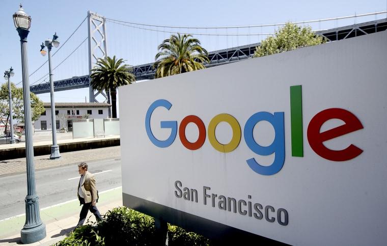 LOL: Activists want Google banned from San Francisco Pride march 190607-google-san-francisco-ew-237p_2cc33cb5666adf4860b37320dcb663c7.fit-760w