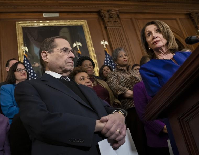Nancy Pelosi,Jerrold Nadler