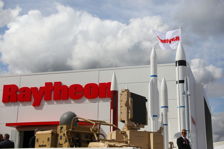Image: Raytheon, Day Two Of The Farnborough International Airshow 2018
