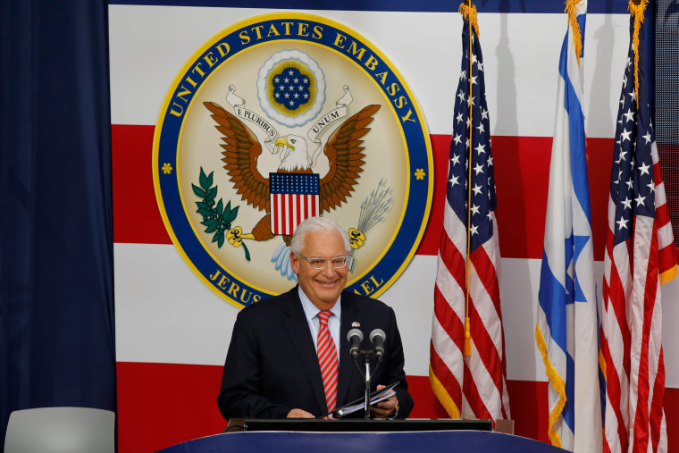 Image: FILES-ISRAEL-US-PALESTINIAN-CONFLICT-DIPLOMACY
