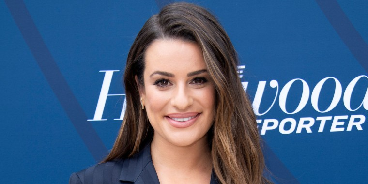 Lea Michele gets a lob for summer
