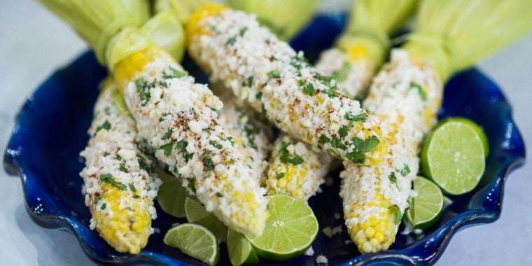Summer is the season of love ... and corn!