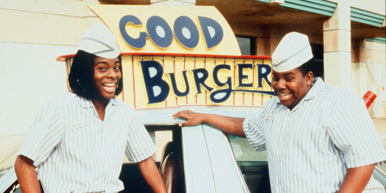 'Good Burger' pop-up restaurant is coming ahead of 'All That' revival