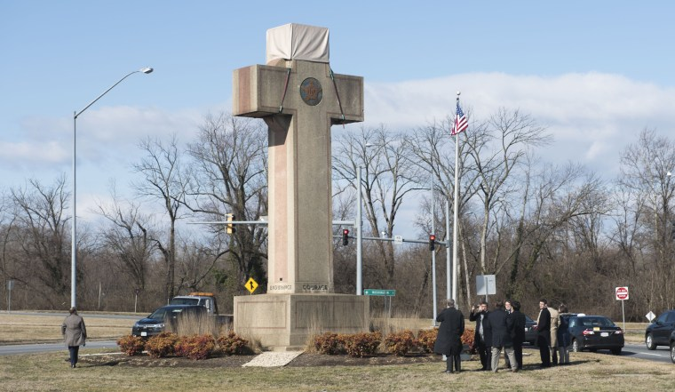 Image: Maryland Peace Cross