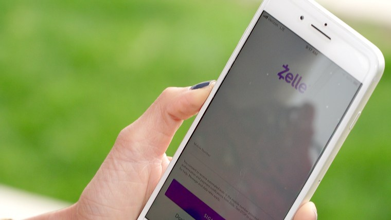 Several consumers told NBC News that they saw anywhere from $190 to $6,400 stolen from their bank accounts through the digital payment service, Zelle. This is part of a sophisticated trend of scammers who have been able to break into consumers' accounts by creating accounts in their name and stealing money.