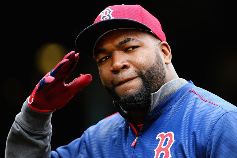 Image: FILE - Former Red Sox Slugger David Ortiz Stable After Being Shot