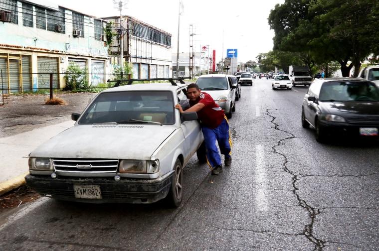 Image: Fuel Shortage in Venezuela
