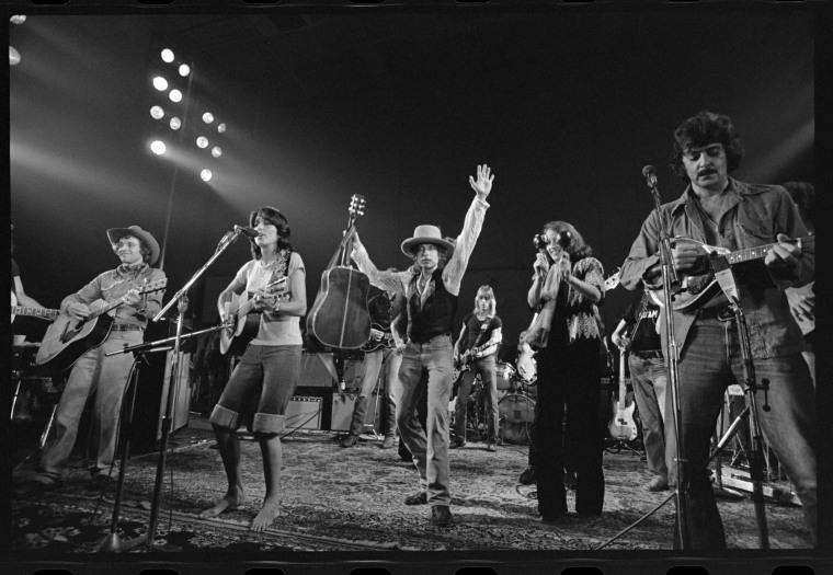 Image: Martin Scorsese's new documentary 'Rolling Thunder Revue: A Bob Dylan Story' on Netflix.