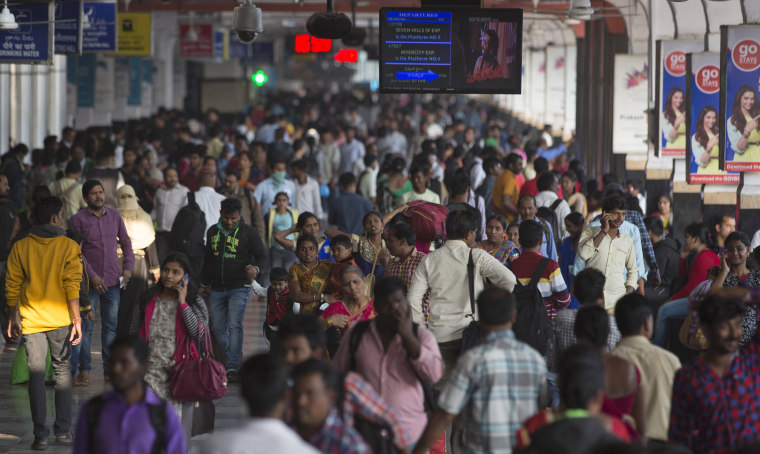 World's population could swell to 10.9 billion by 2100, U.N. report finds