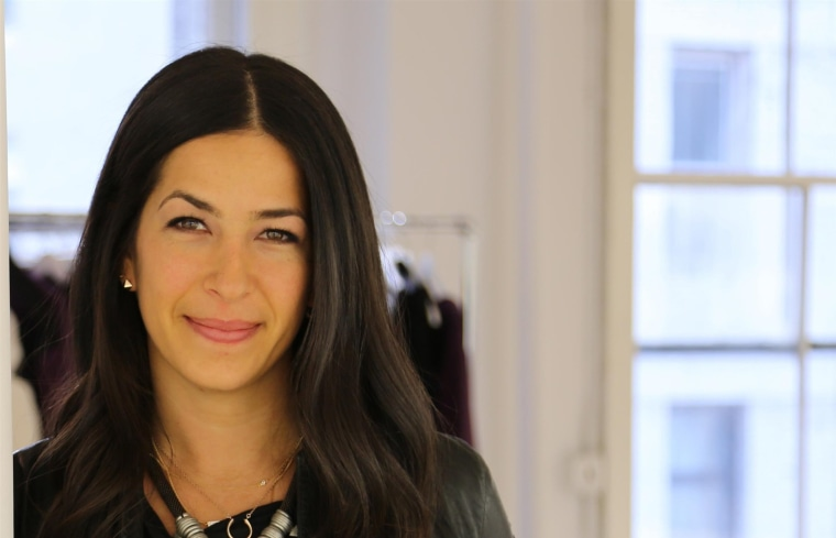 How Rebecca Minkoff went from 'essentially homeless' to fashion icon