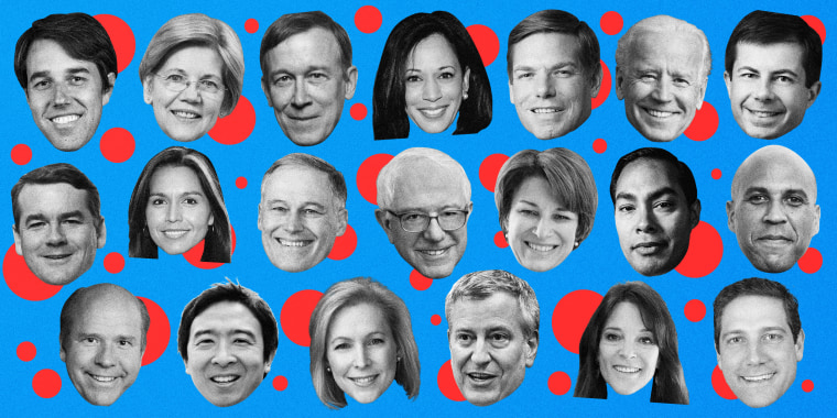 Image: The First Democratic Debate will be hosted by NBC on June 26 and 27.