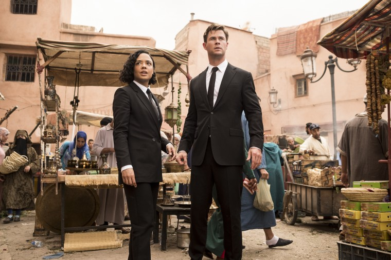 'Men in Black: International' reboot finds inspiration in Cold War spy thrillers