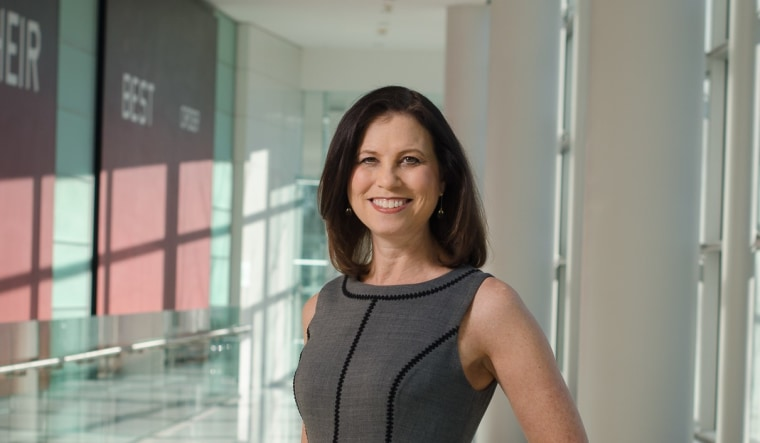 """Joanne Lipman, former chief content officer of Gannett, former editor-in-chief of USA Today and author of the best-selling book, """"That's What She Said: What Men Need to Know (And Women Need to Tell Them) About Working Together."""""""