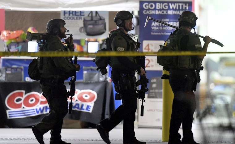 Shooting inside a Costco in Southern California leaves one dead, two injured