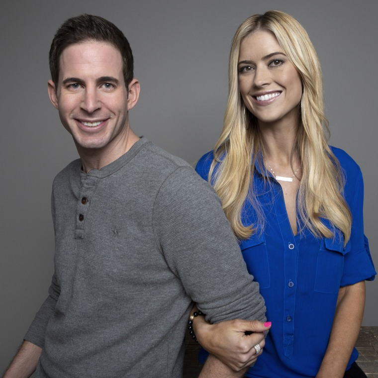 is christina from flip or flop pregnant