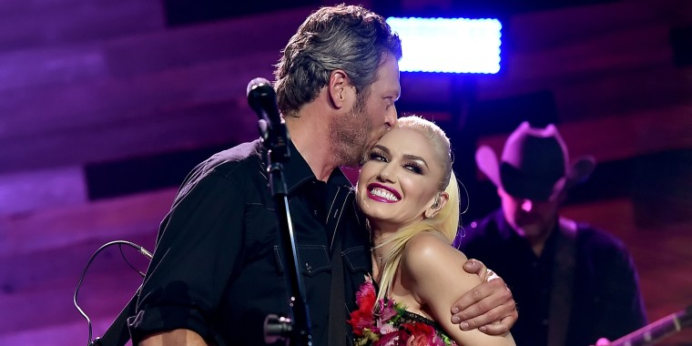 Gwen Stefani's sweet birthday message for Blake Shelton